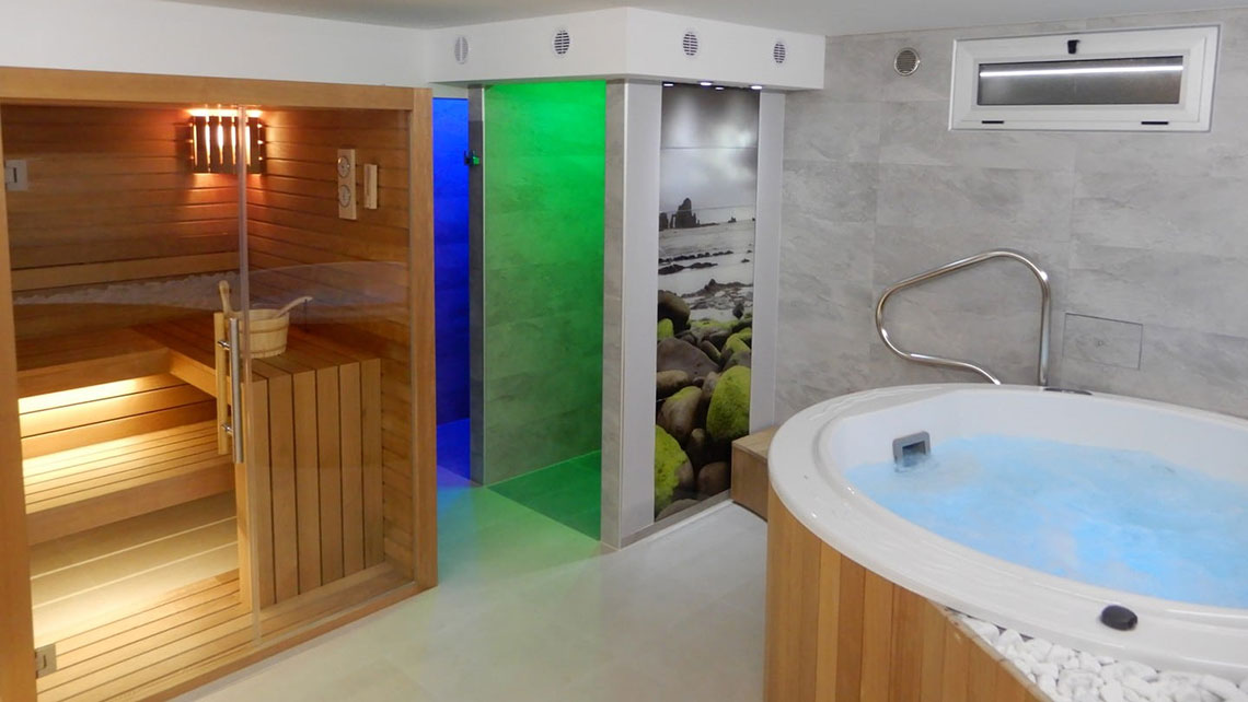 NEW - Wellness - Spa & Relax Zone